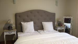7 間臥室、窗簾、熨斗/熨衫板、免費嬰兒床