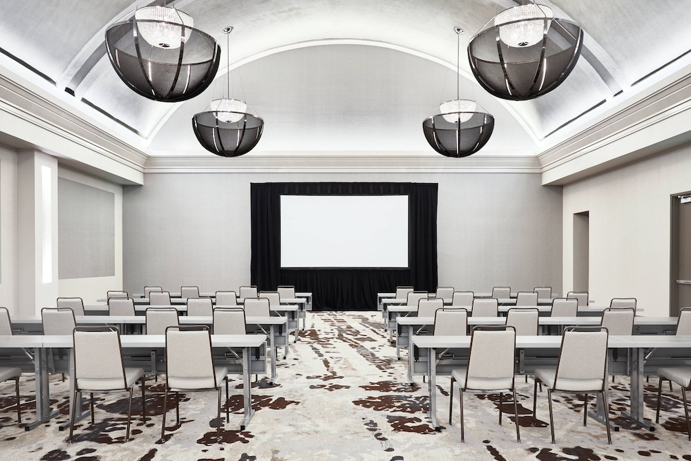 Meeting Facility, AC Hotel by Marriott Houston Downtown