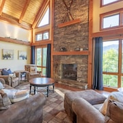 Luxury Loon Mtn Home Sleeps 16 With Pool/gym Access