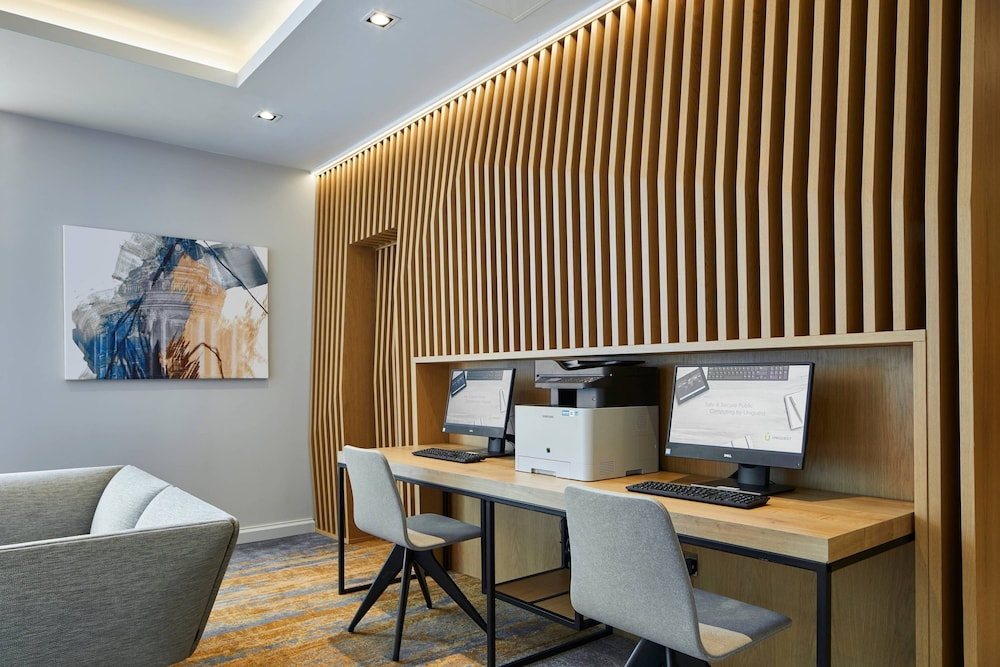 Meeting Facility, Courtyard by Marriott Oxford City Centre