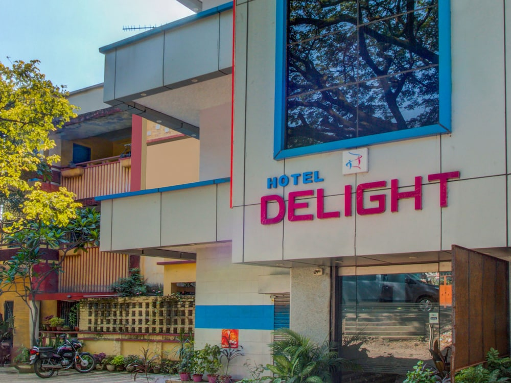 Front of Property, OYO 22376 Hotel Delight