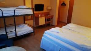 1 soverom, individuelt innredet, gratis wi-fi og sengetøy