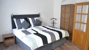 1 chambre, matelas Select Comfort, coffres-forts dans les chambres