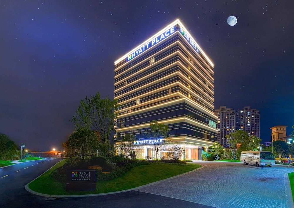 Featured Image, Hyatt Place Deqing