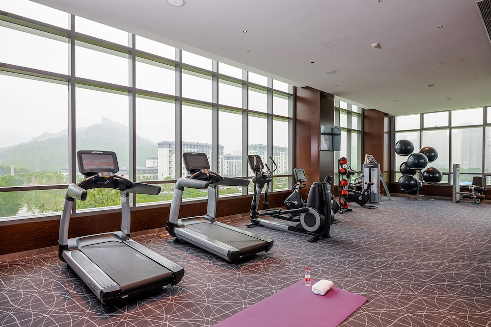 Fitness Facility, Hyatt Place Deqing