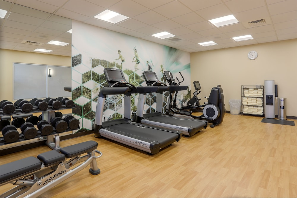 Fitness Facility, Hyatt Place Vacaville