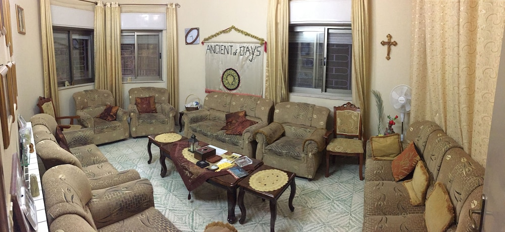 Lobby Sitting Area, House of Peace Hostel