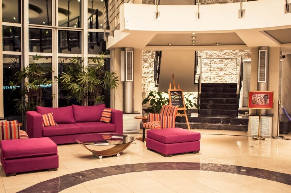Property Entrance, Maran Suites & Towers - Hotel & Spa