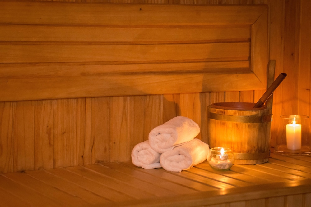 Sauna, Maran Suites & Towers - Hotel & Spa