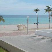 Oceanview Condo, 1/1 for 4, Large Patio