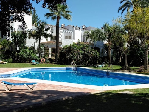 Villa Tropical Golf Mijas