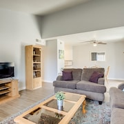 Peaceful Furnished Townhome in Mesa AZ - Great Central Locale!