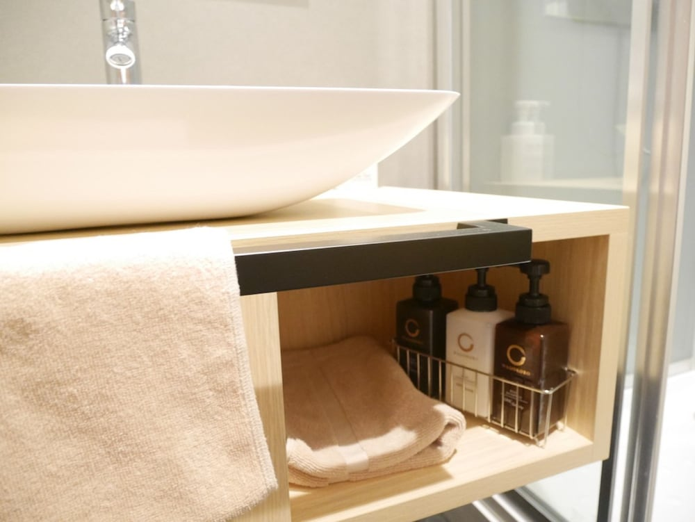 Bathroom Amenities, Hotel WBF Hakodate ~ WATATSUMI ~
