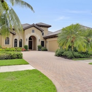 Luxury Estate Home - 3 Bed + Den / 3 Bath - Pool & Spa - Majors at Lely Resort