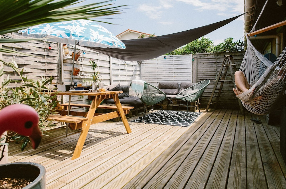 Loft + Terrasse Cozy and Deco, Just Behind the Dune in ...
