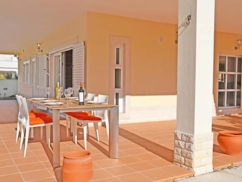 Balcony, Valadares Villa, Sleeps 10 With Pool