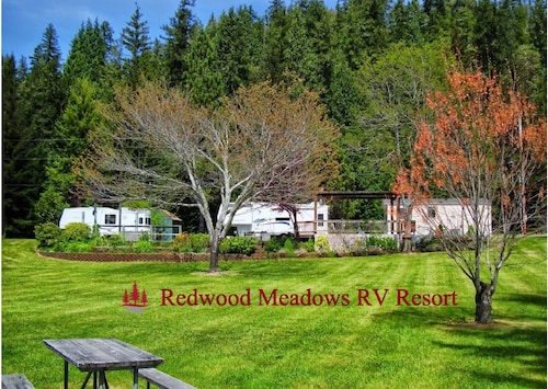Redwood Meadows RV Resort and Cabins
