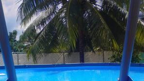 야외 수영장, 11:00 ~ 20:00 오픈, 수영장 파라솔