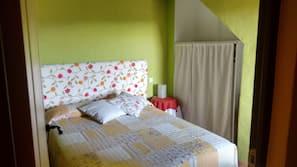 1 sovrum, strykjärn/strykbräda, barnsängar och wi-fi