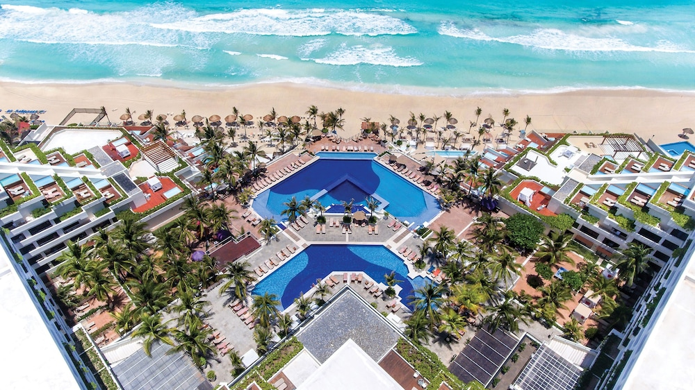 Now Emerald Cancun - All Inclusive: 2019 Room Prices $240