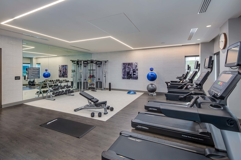 Fitness Facility, AC Hotel by Marriott Los Angeles South Bay