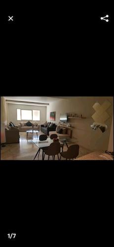 New Apartment Near Mohammed 5 Airport
