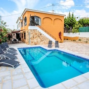 Basetes - holiday home with private swimming pool in Calpe
