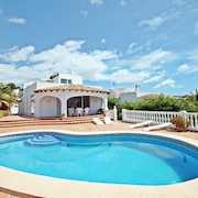 El Descanso - sea view villa with private pool in Benissa