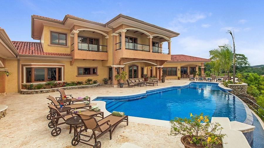 Amazing Ocean View 8 Bedroom Villa