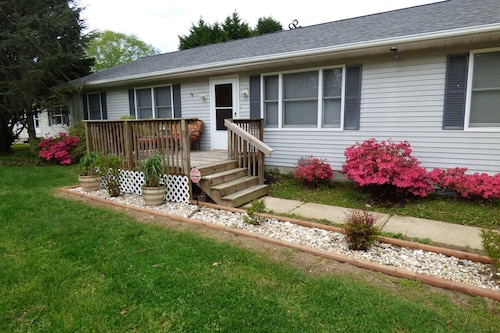 Spacious 3 Bed 2 Full Bath Rehoboth/lewes Vacation House