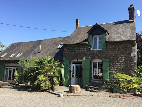 Spacious Accommodation With Indoor Pool in Rural Normandy