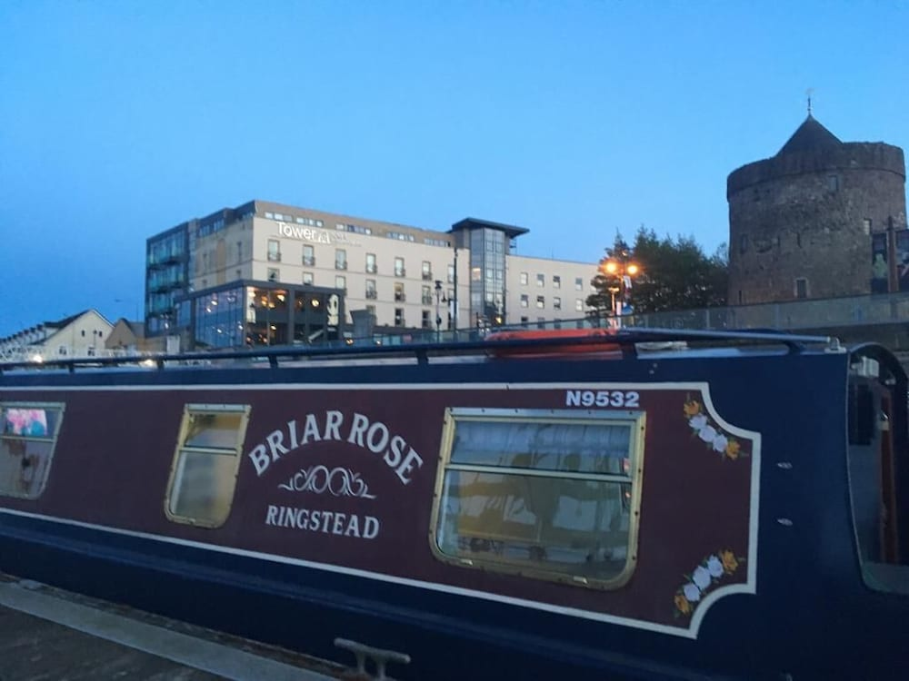 Exterior, City Centre Entire Narrowboat