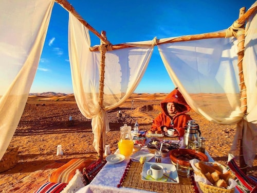 Sahara Magic Luxury Camp