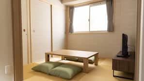 Down comforters, desk, soundproofing, free WiFi
