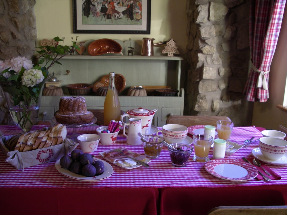 Breakfast Area, La Ferme de Sophie