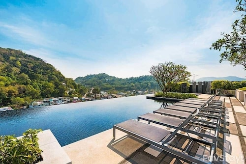 Cloud Pool Rooftop / Vue Panoramique / 1BR Phuket
