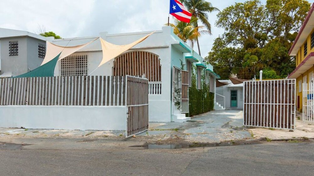 Front of Property, 3 Bedroom Large Home San Juan