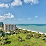 17th Floor Luxury Ocean Front Condo at Savoy in Park Shore! Stunning Views!