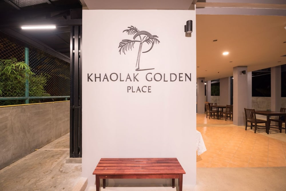 Exterior detail, Khaolak Golden Place