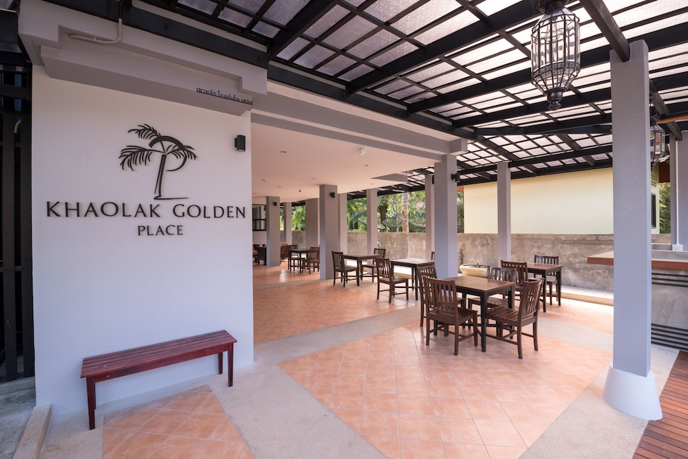 Front of Property, Khaolak Golden Place