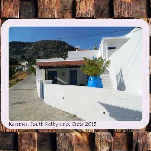 Papa Pavlo's Traditional Home - South Crete