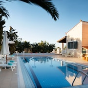 Villa For Rent In Crete