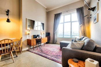 Lothian Road Luxury Apartment: Heart of the City