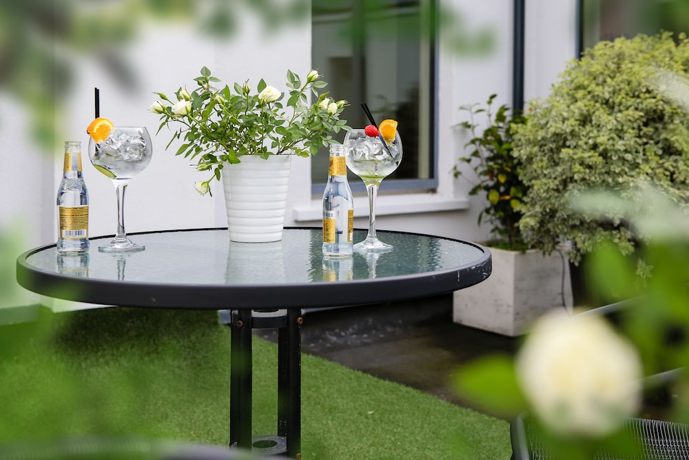 Terrace/Patio, Gleesons Townhouse