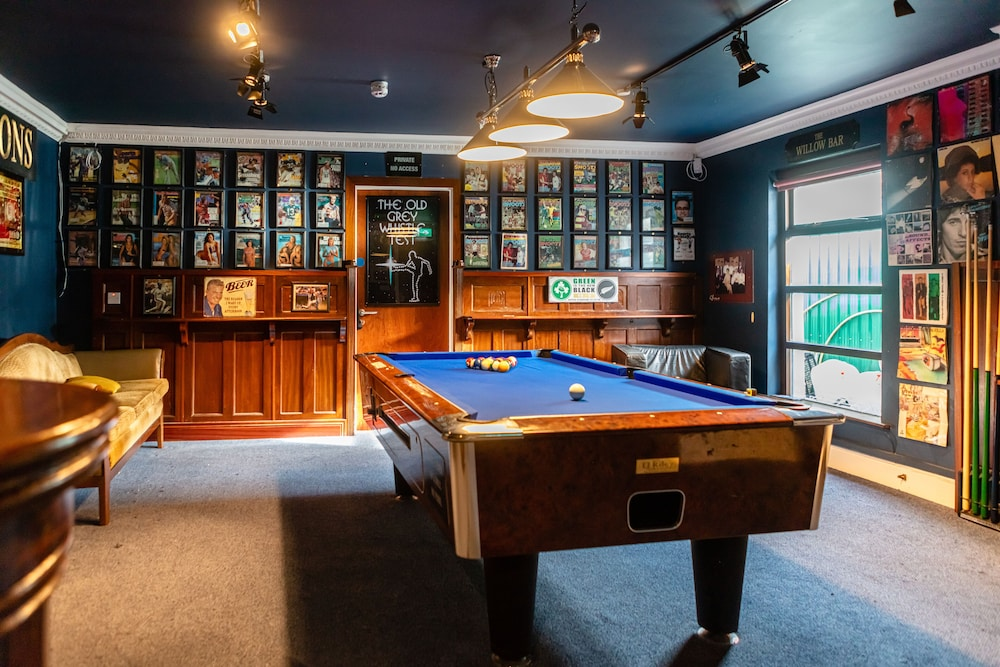 Game Room, Gleesons Townhouse