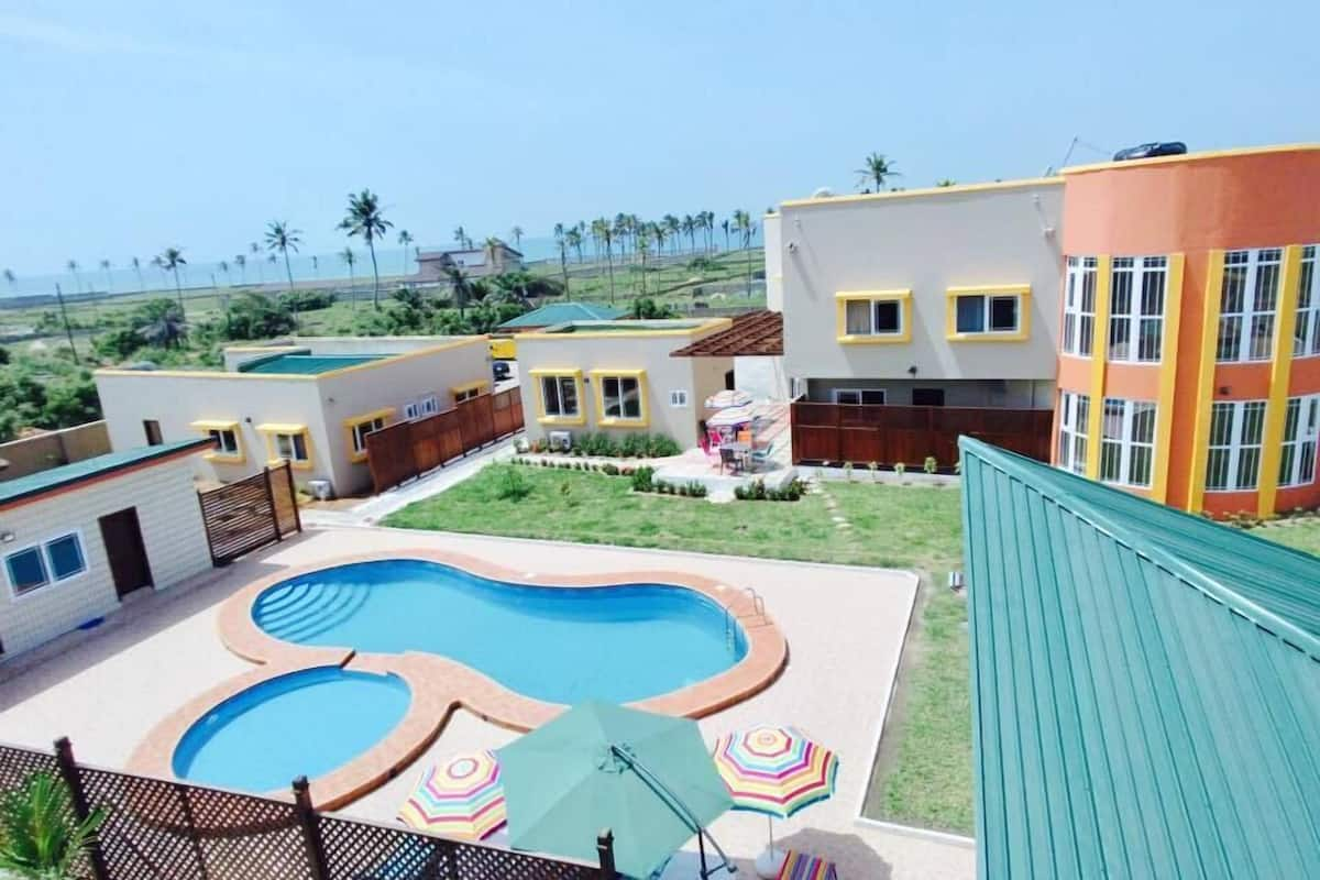 Top 5 Beach Resorts In Prampram Ghana 2021
