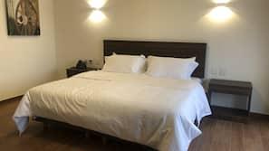 1 dormitorio, ropa de cama hipoalergénica, colchones viscoelásticos
