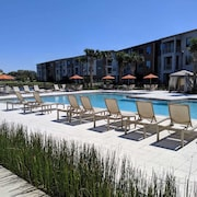 Modern 1b/1b @ The St. John's Town Center/mayo Clinic/world Top Golf/jax Beaches