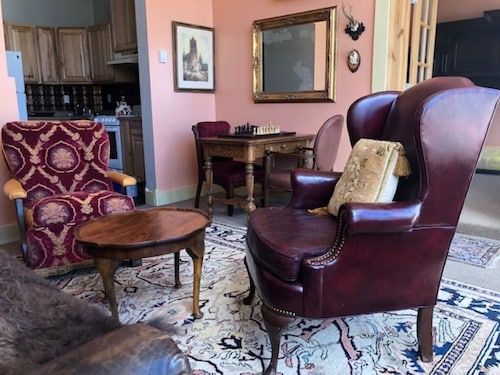 Historic Silverton Lodge: Teddy Roosevelt Grande Suite