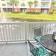 Step Into This Beautiful Decorated 2 Bedroom, 2 Bath Condo